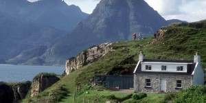 Elgol Skye cottage