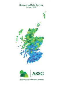 ASSC Season to Date Survey - January 2016