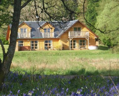 Loch Lomond Waterfront Lodges