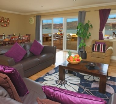 Glenachulish Bay Cottage, Ballachulish