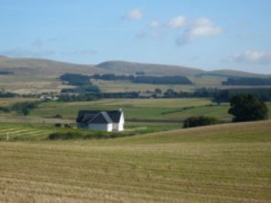 Cambushinnie Croft, near Dunblane, Stirlingshire