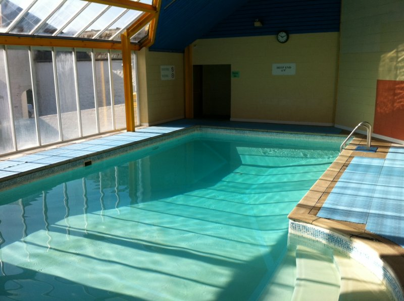 Thistle holiday lodges at sandyhill dalbeatties - Swimming pools in dumfries and galloway ...
