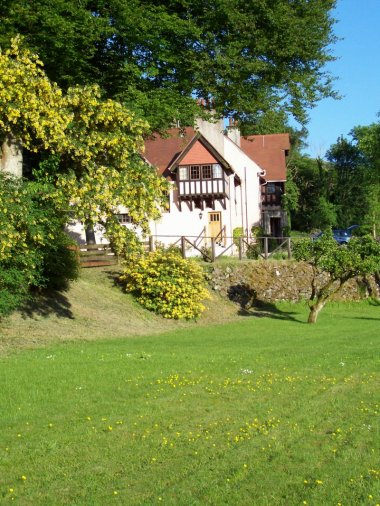 Enjoy a break in this B Listed Country House