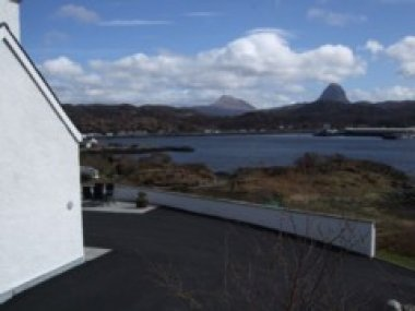 Caisteal Liath Chalets