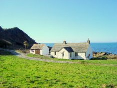 Beach cottages Scotland