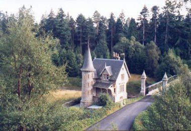 Ardverikie Estate