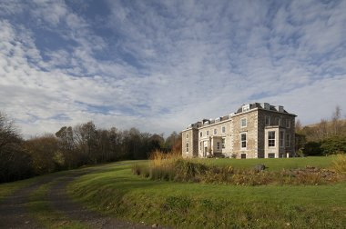 Broadmeadows House, The Big Hoose, Yarrowford