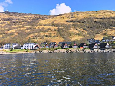 Loch Linnhe Waterfront Lodges, Kentallen Pier