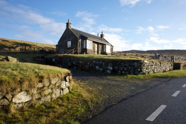 Auld Mission Cottage, Waternish, Skye