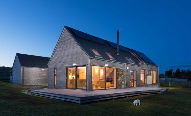 Luxury festive breaks in the Outer Hebrides