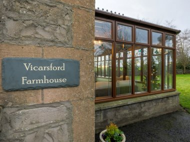 Vicarsford Farmhouse