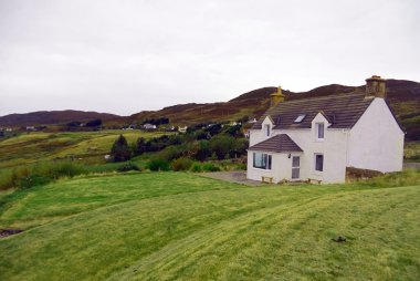 Gables Cottage, Achiltibuie