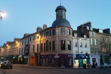 Fife Historic Buildings Trust - Cupar Burgh Chambers