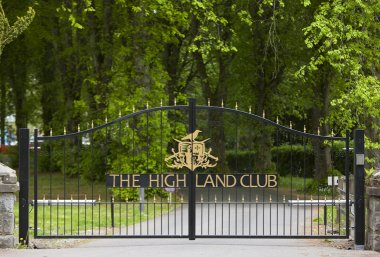 The Highland Club - Pluscarden
