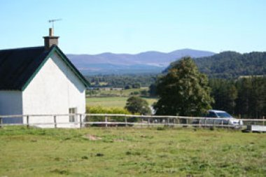 Alvie Holiday Cottages, Kincraig, Kingussie