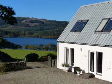 Stable Cottage - South Loch Awe-side - Sleep 4