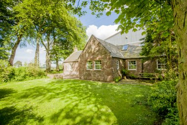 Crosswoodhill Farm Holiday Cottages near Edinburgh