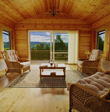 ACHMONY 4* LODGES OVERLOOKING LOCH NESS