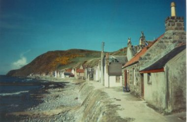 Crovie Cottage, Crovie