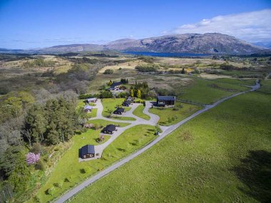 Enjoy a break in the beautiful Western Highlands