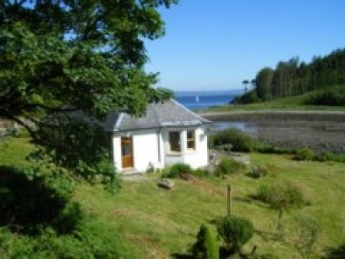 Shore Cottage, Loch Fyne