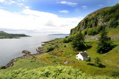 West Coast Cottages - Tigh Beg Croft, Lerags